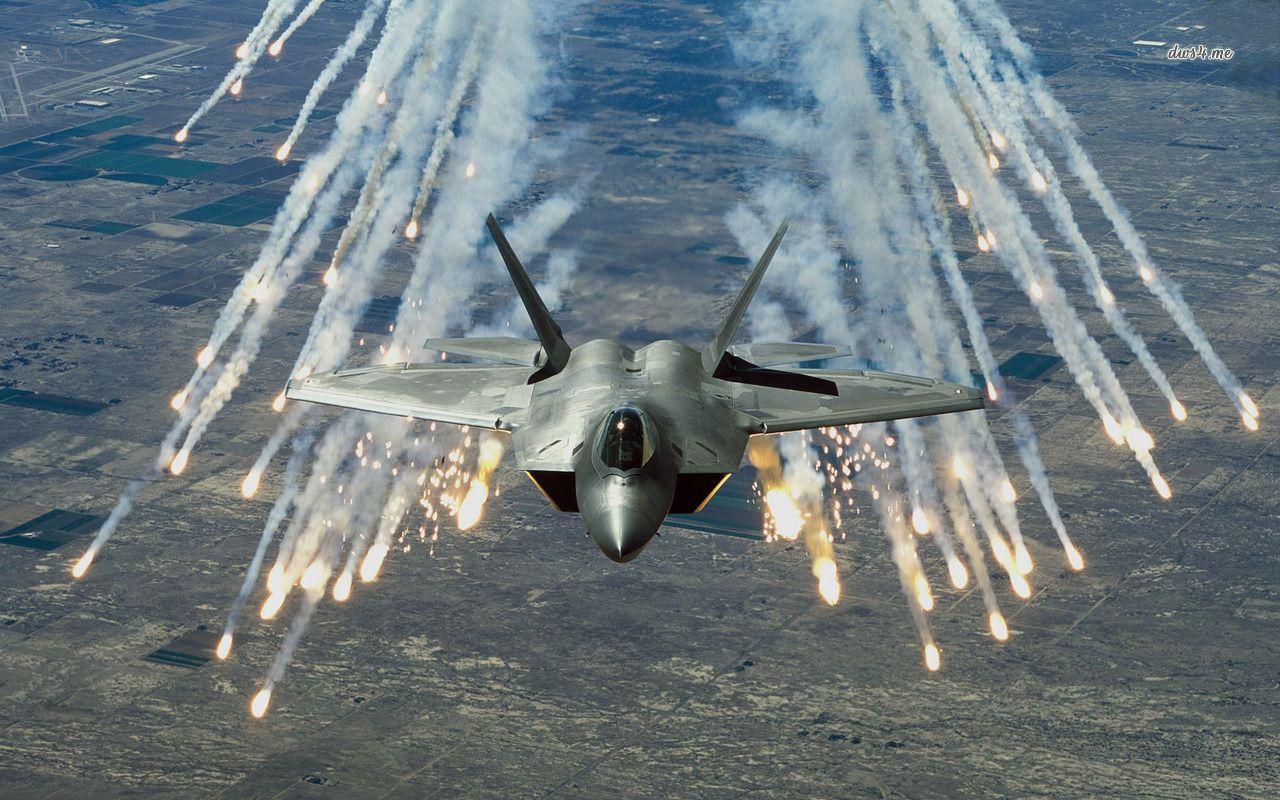 Lockheed Martin F 22 Raptor Hd Wallpaper Fighter Jets Fighter Planes Fighter Aircraft