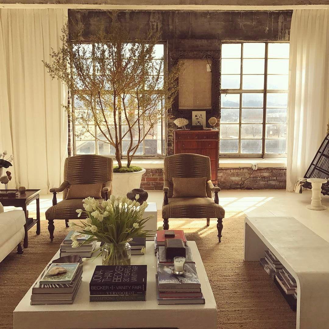 William Mcclure S Birmingham Loft With Images House Interior