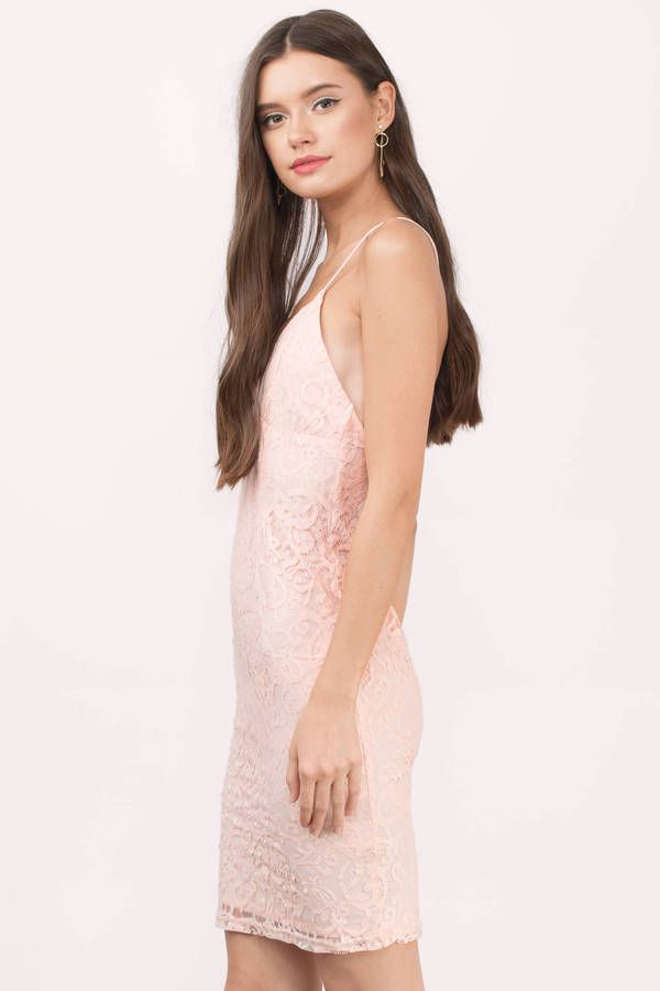 39096c6026 Pink Dresses