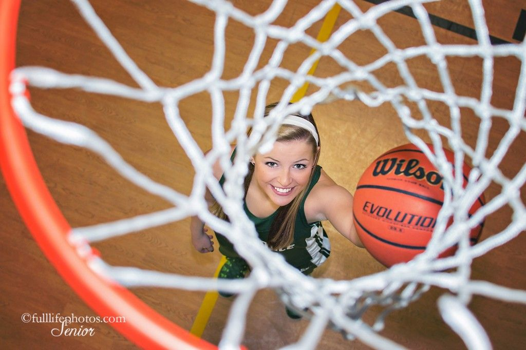 Image result for basketball senior pictures through net