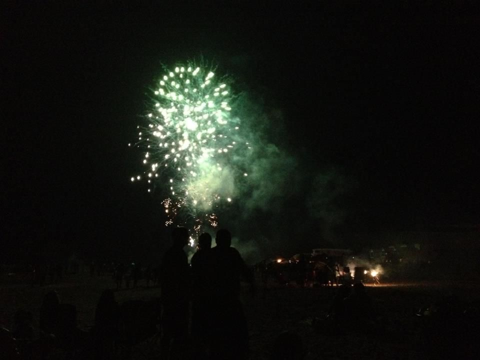 Happy 4th of July from St. George Island!!!