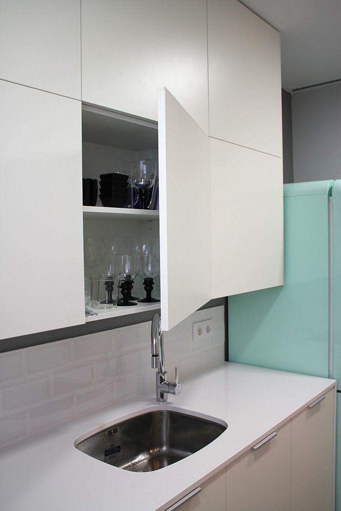 cocinas Diseño de cocinas en Madrid centro Alonso Martinez cocina ...
