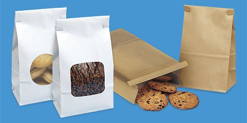 Cookie Bags Coffee Bags in Stock ULINE Dogs Bakery