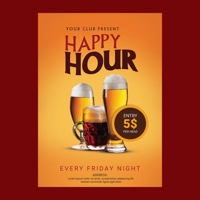 Millions Of Png Images Backgrounds And Vectors For Free Download Pngtree Beer Poster Design Beer Poster Social Media Ideas Design