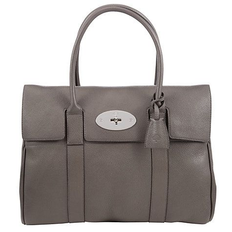 78b96c9c09aa ... discount buy mulberry bayswater small classic grain bag online at  johnlewis a8afd f0255