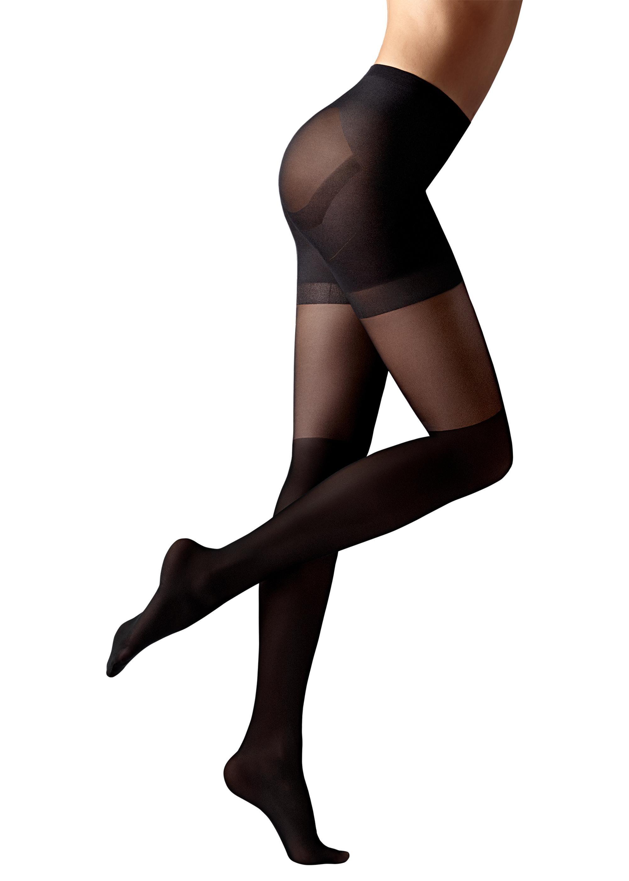 Achetez Collants Gainage Total Effet Chaussettes Hautes dans la boutique  Calzedonia. Une longue tradition de la mode et de qualité. 360d04e5af7