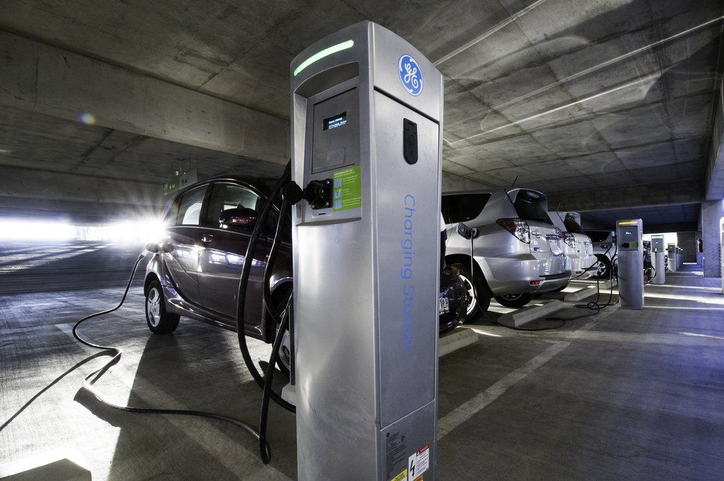 Chasing aggressive EV goals, California boosts rebates for