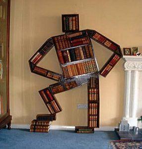 Bücherregal Aus Büchern wenn das bücherregal mehr ist als nur ein regal für bücher