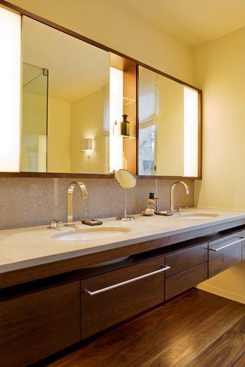 Beleuchtung, Spiegelschrank Bad Pinterest Spiegelschrank - badezimmer spiegelschrank beleuchtung