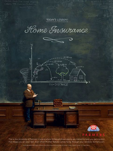 Farmers House Insurance >> Does This Farmers Insurance Ad Get Its Physics All Wrong