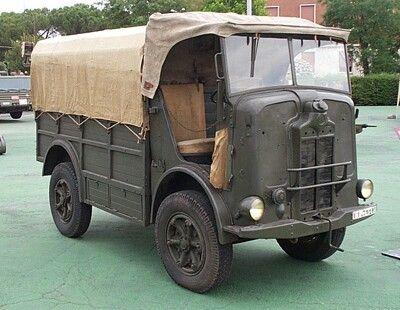 Autocarro Leggero Spa Tl 39 Regio Esercito Wwii Pin By Paolo