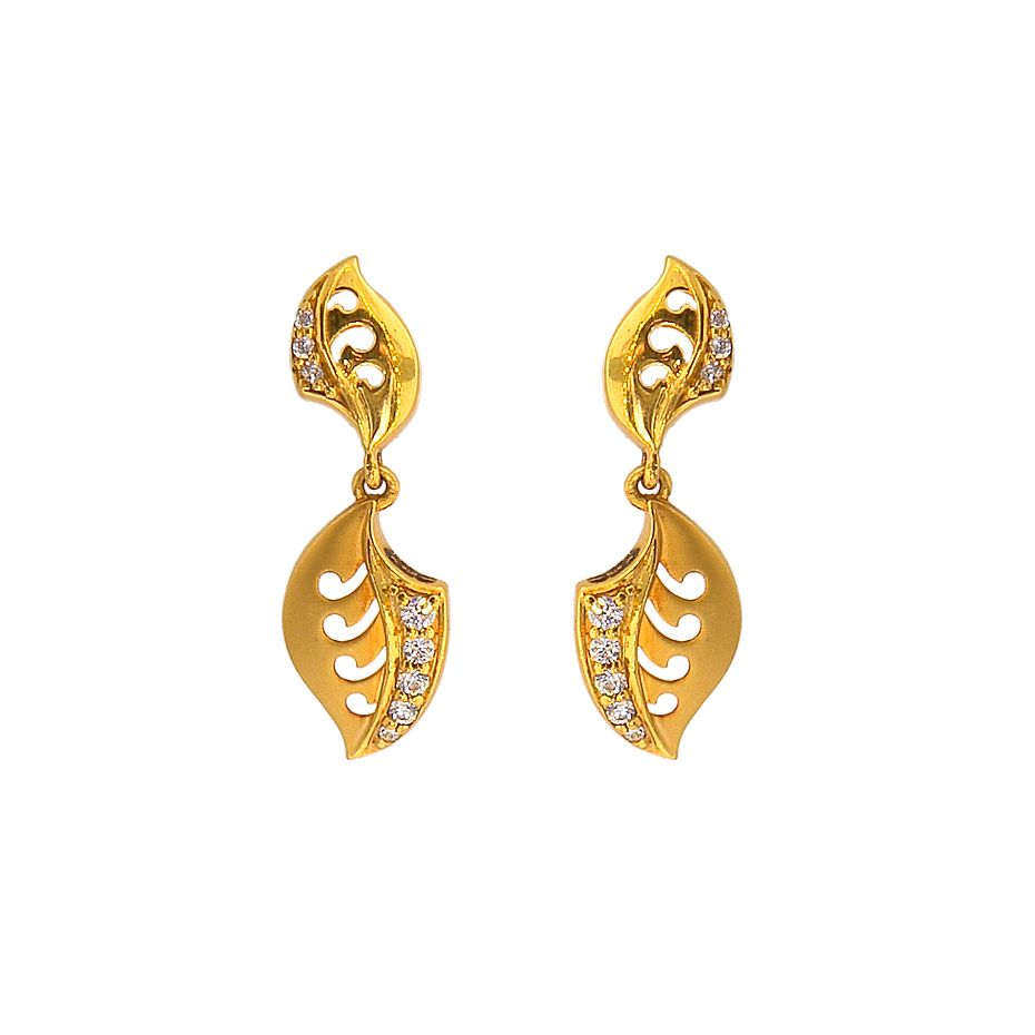 Prince Jewellery Golden Earring - Product Code : 28-12B16322 ...