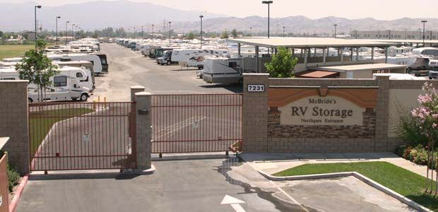Our doors are always open with our 24 hour controlled access. #RVing