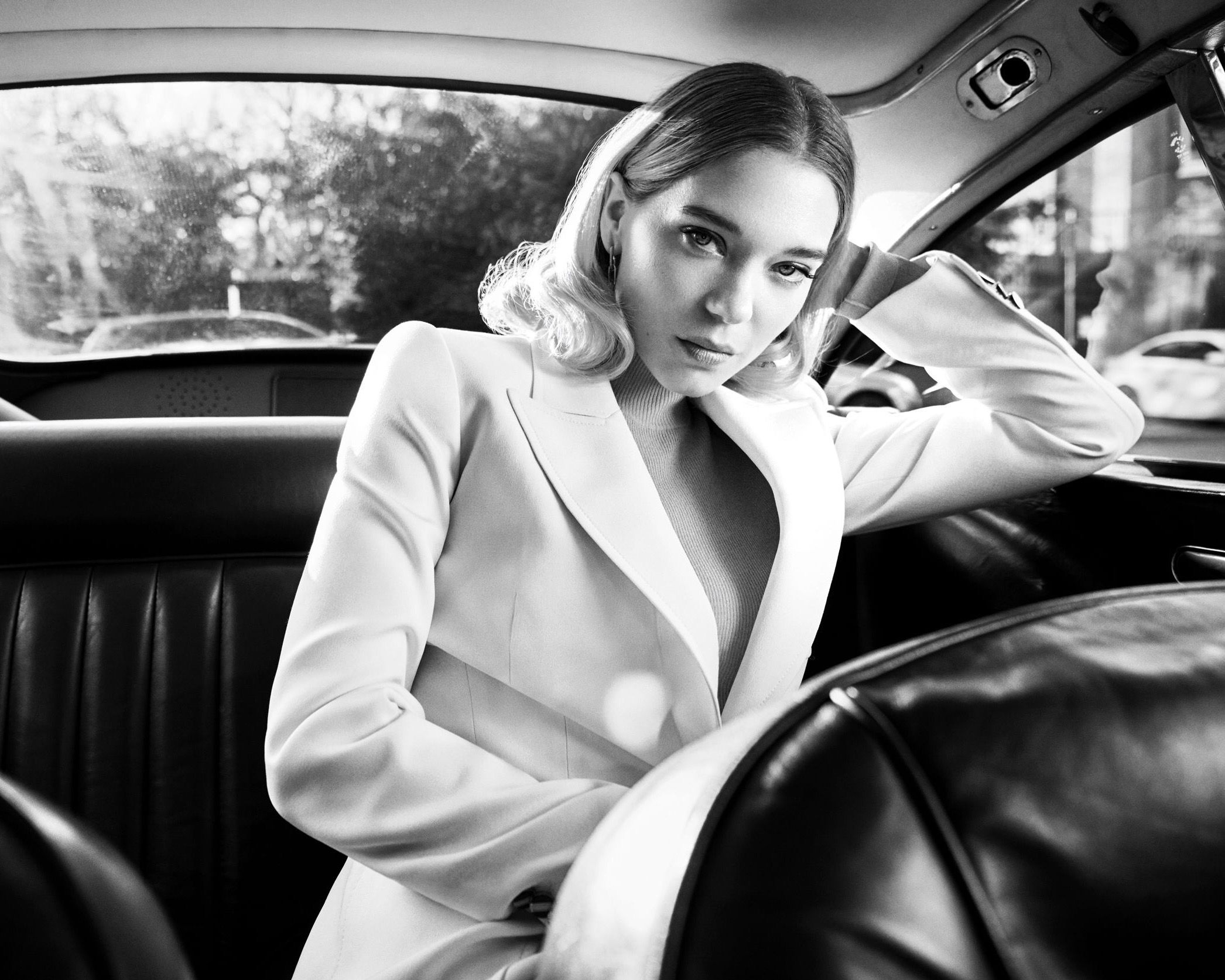 Lea Seydoux For Town Country レアセドゥ