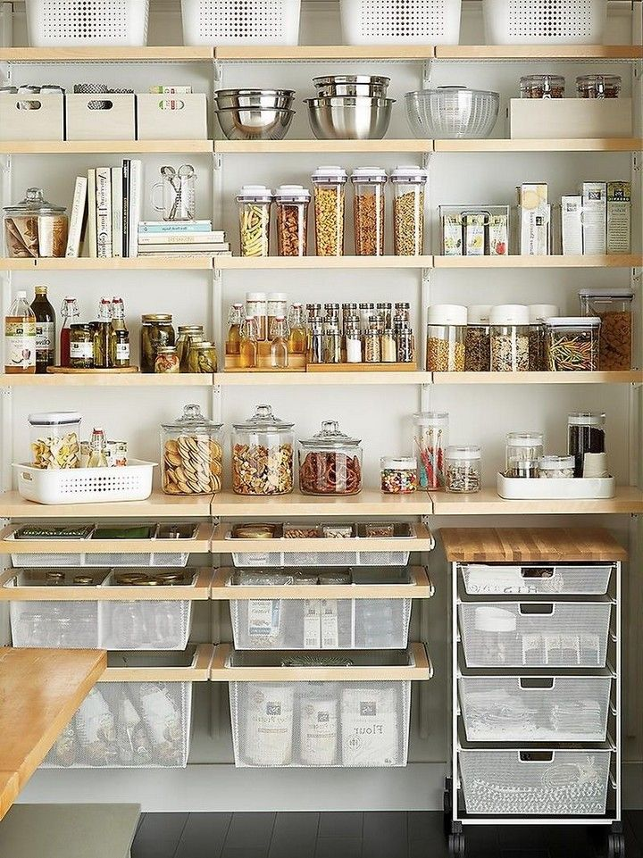 Best Pantry Shelving Ideas and Designs for 2020