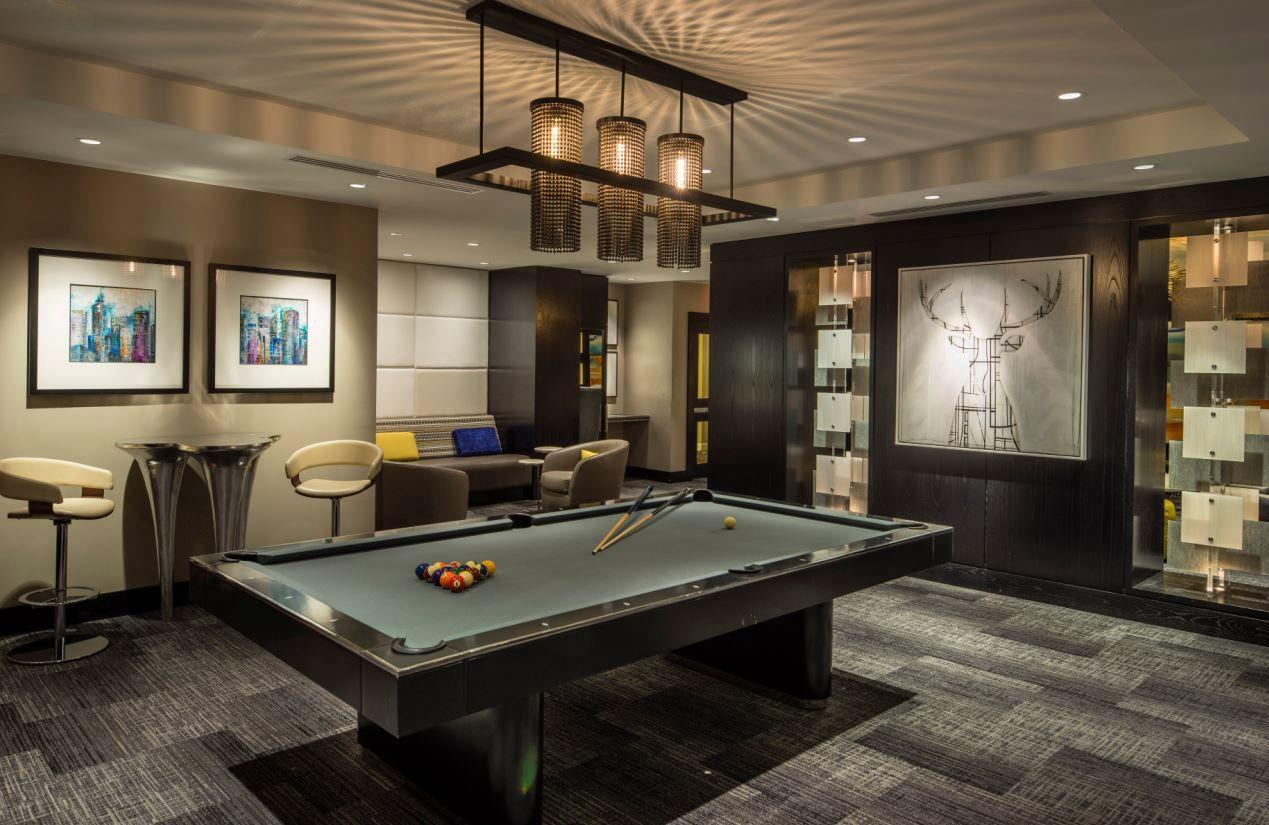 57 Game Room Ideas Game Room Pool Table Room Room