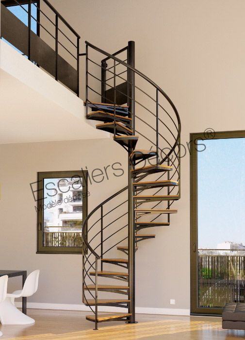 escalier loft lapeyre amnagement sous escalier tagres. Black Bedroom Furniture Sets. Home Design Ideas