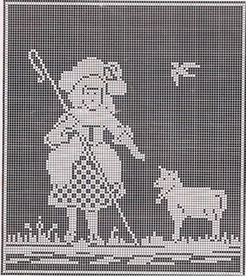 Ravelry filet crochet block alphabet chart pattern by crochet ravelry filet crochet block alphabet chart pattern by ccuart Image collections