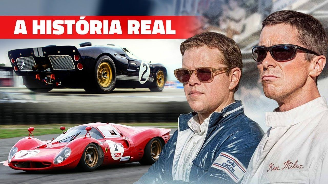 Ford Vs Ferrari A Historia Real Por Tras Do Filme Ford