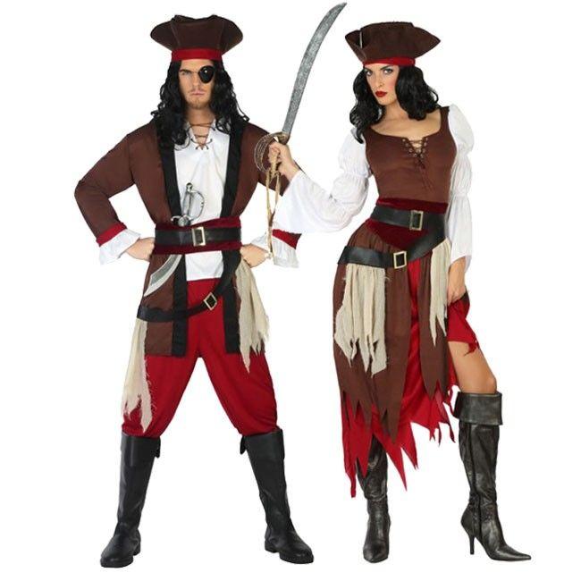 Black Pirate Barbe sur élastique Buccaneer Fancy Dress Accessoires Costume