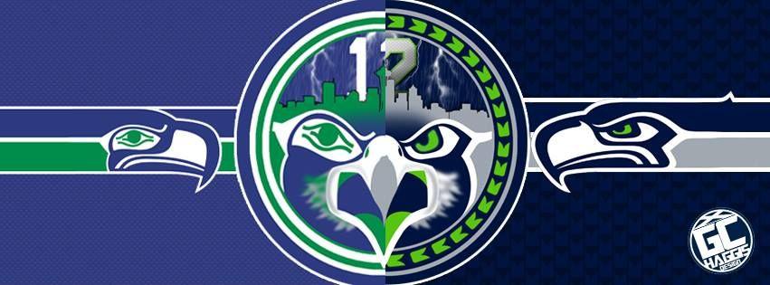 Seahawks Old Logo Vs New Logo Seattle Seahawks Seahawks