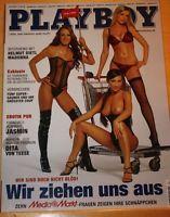 Playboy + Feburar 2005 + Zeitschrift + Media Markt Frauen