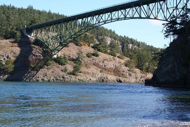 Deception Pass Washington State Our Travels Pinterest