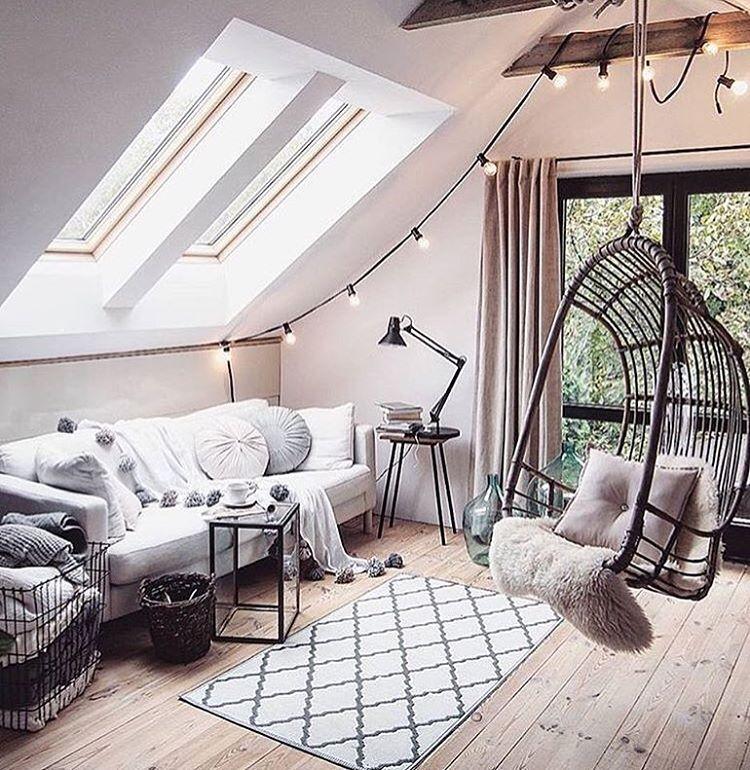 Sieh dir dieses Instagram-Foto von @immyandindi an u2022 Gefällt 7,148 - schlafzimmer ideen mit dachschrgemodernes wohnen wohnzimmer