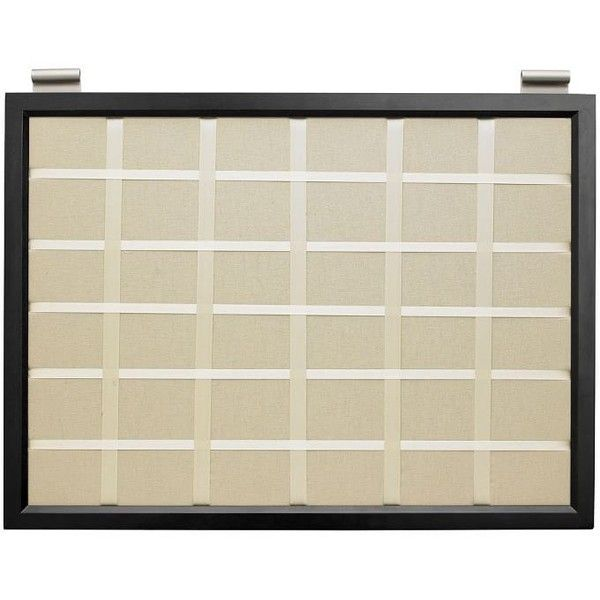 Pottery Barn Linen Pinboard (575 MAD) ❤ Liked On Polyvore Featuring Home,  Home. Pottery Barn OfficeHome Decor ...