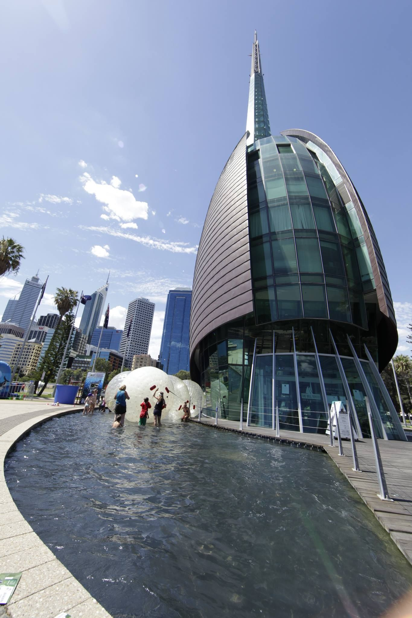 The Bell Tower, near Elizabeth Quay (With images
