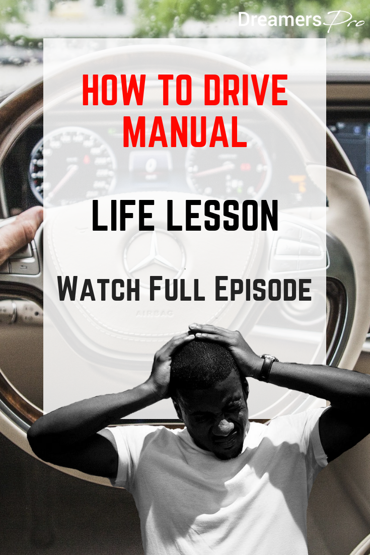It sounds ridiculous but learning how to drive manual can ...