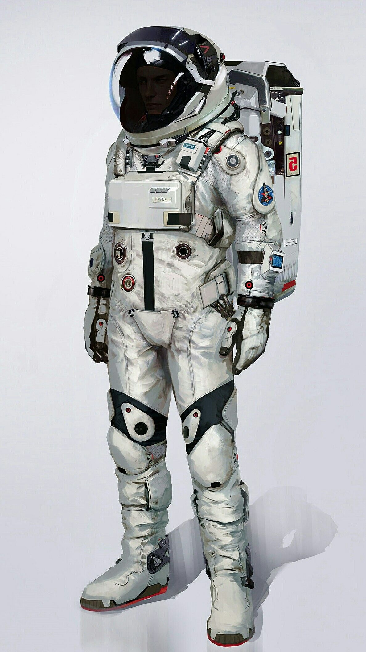 newest space suits - HD 1187×2113