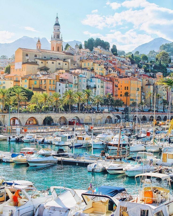 Menton, France France Travel Destinations | Kid Friendly | Family Vacation #travel #familytravel #vacation #travelwithkids #France #Europe #exploreFrance #visitFrance #TravelFrance #FranceVacation #FranceTravel