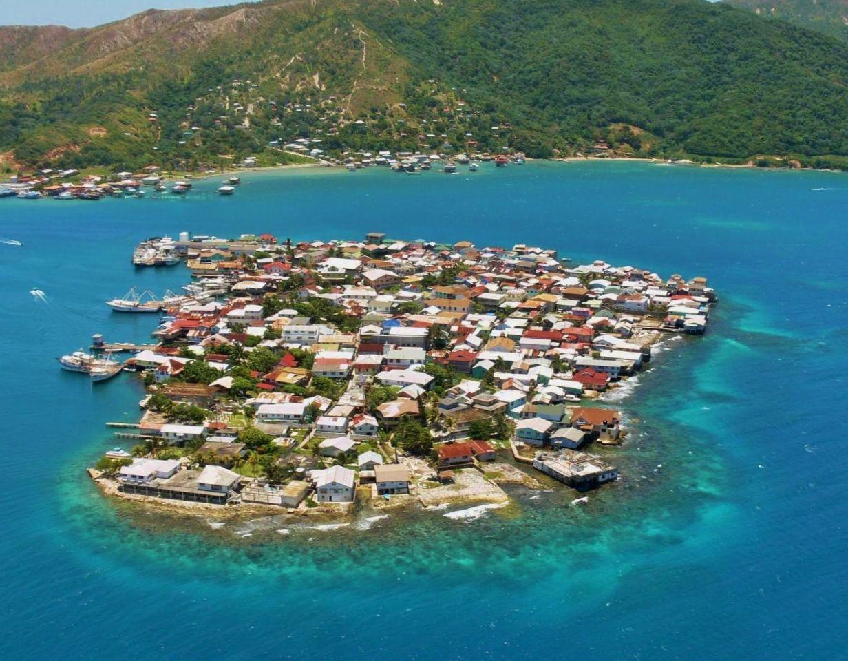Honduras Private Island Resort