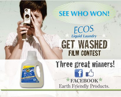 Easy Ways To Go Green Film Contests Liquid Laundry Detergent