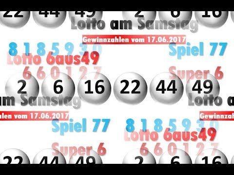 Lottozahlen Samstag 17 06 17 Lotto Von Zu Hause Online Spielen