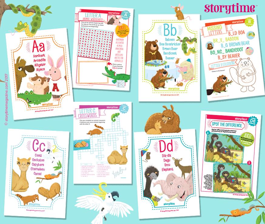 Free Downloads, Games & more Free homeschool printables