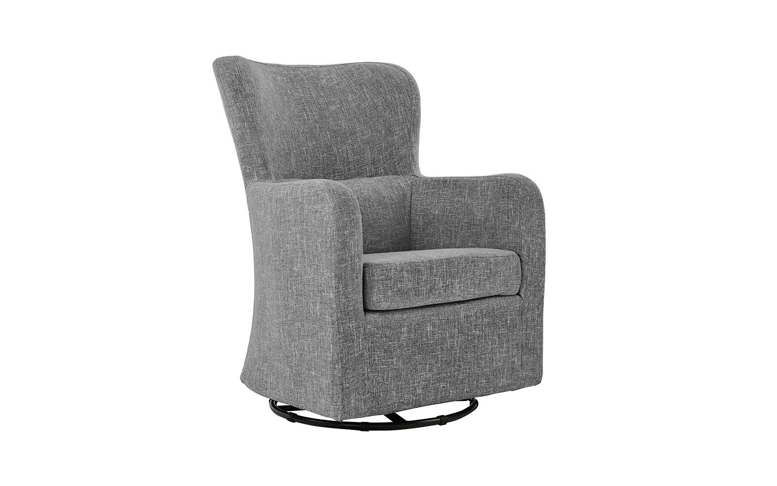 Modern Swivel Armchair Rotating Accent Chair For Living Room Light Grey Have A Look At The Photo By Seeing The Swivel Armchair Accent Chairs Modern Swivel #swivel #arm #chairs #living #room