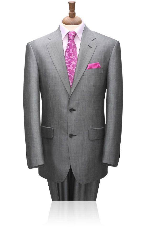 Hochzeitsanzug grau   Wedding: His\'   Pinterest   Hochzeitsanzug ...