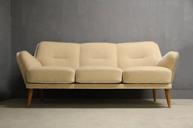 50er jahre cocktail sofa knoll antimott vintage furniture