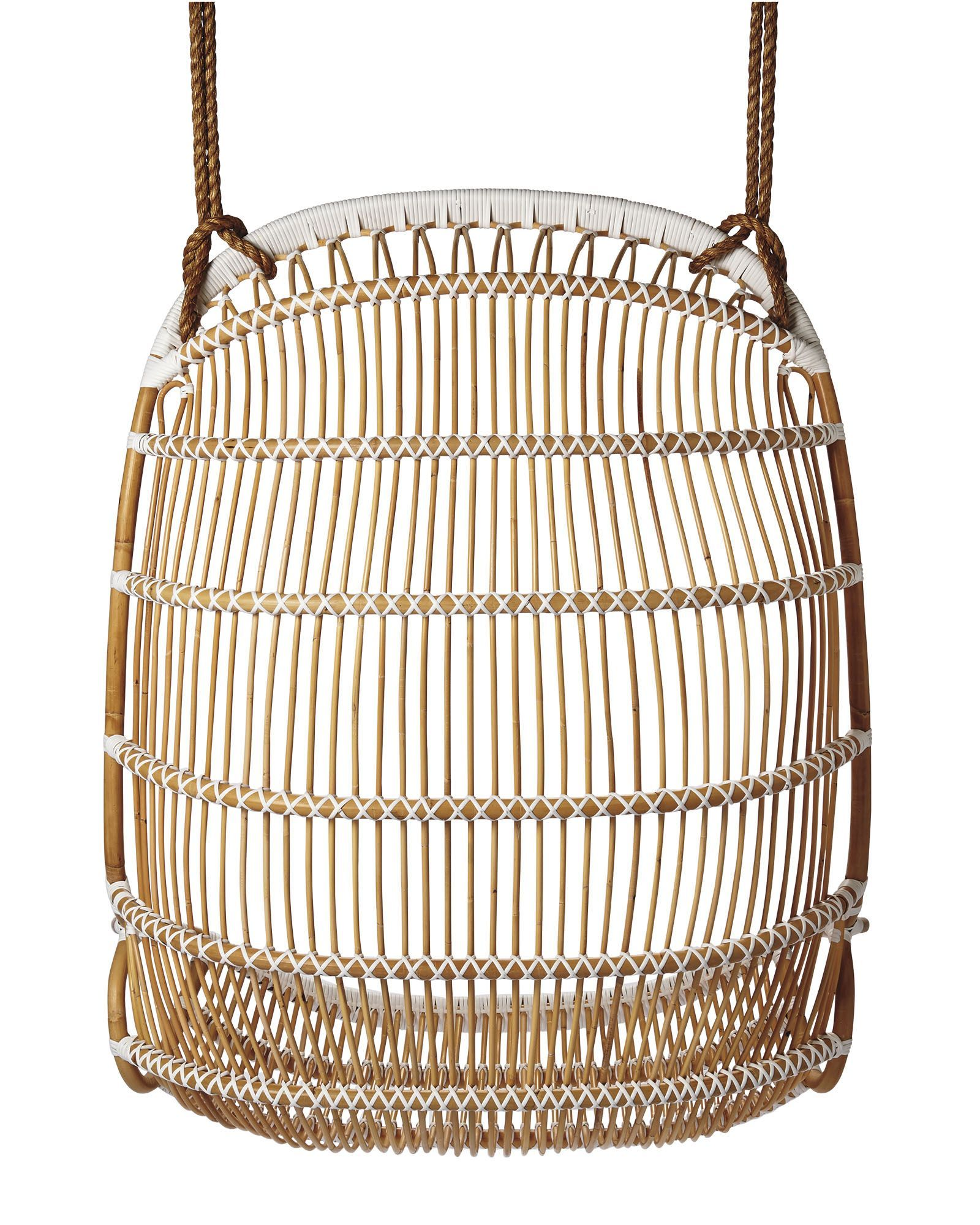 Hanging Chair Restoration Hardware Rope Target Double Rattan Have A Seat Chairdouble Rattanchairs