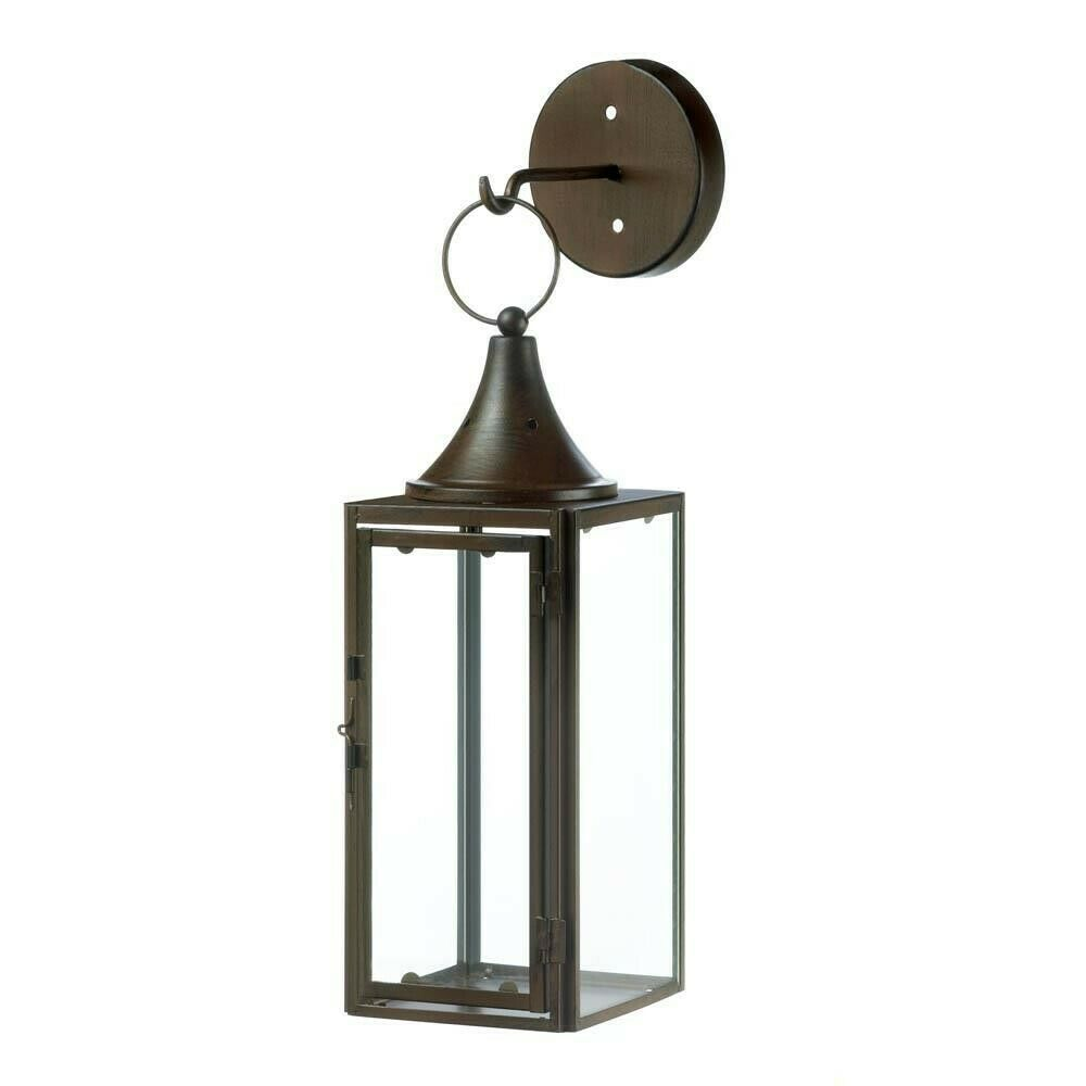 Details About Gatehouse Candle Light Lantern Home Style Decor Hanging Pillar Glass Metal New Hanging Candle Lanterns Outdoor Hanging Candle Lanterns Candle Lanterns