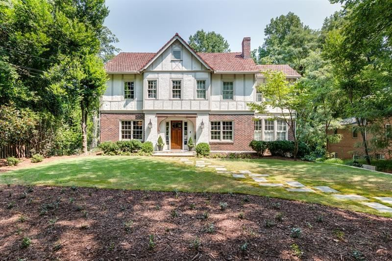 Renovated home in historic Morningside offers charm