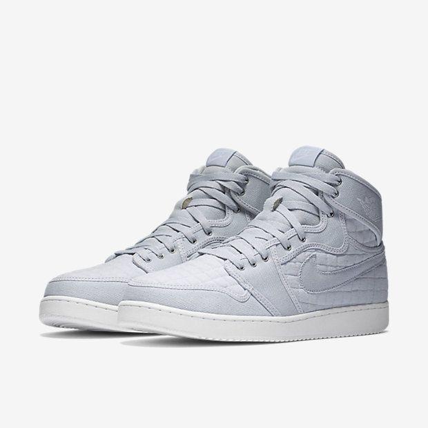 a40691bb0d6 Nike Air Jordan 1 KO High OG Pure Platinum / White Now €149 Style Code :  638471-004
