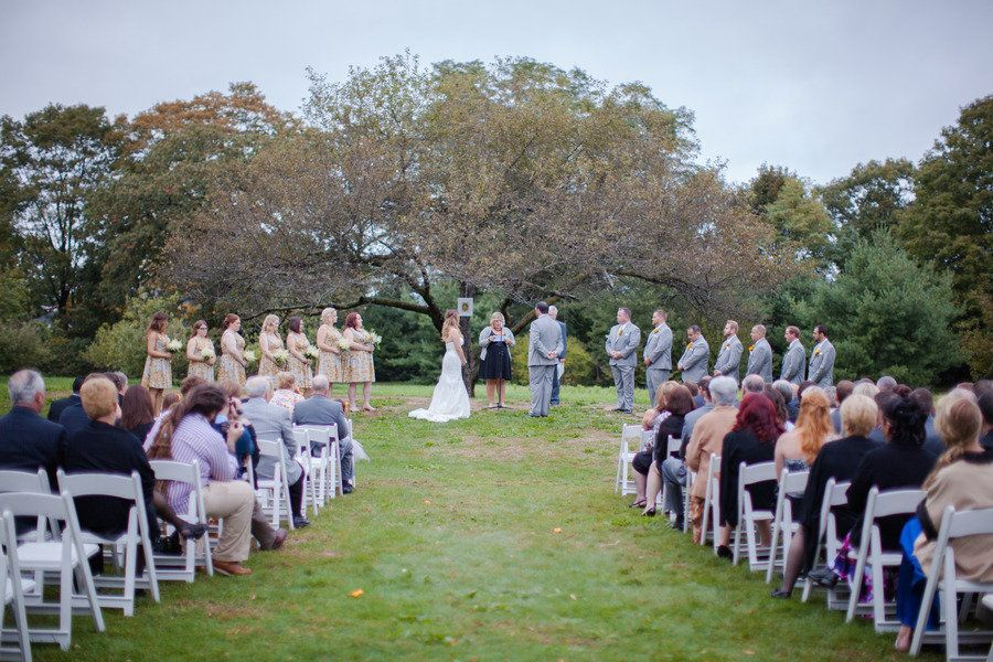 Wedding Gore Place Waltham MA Venue