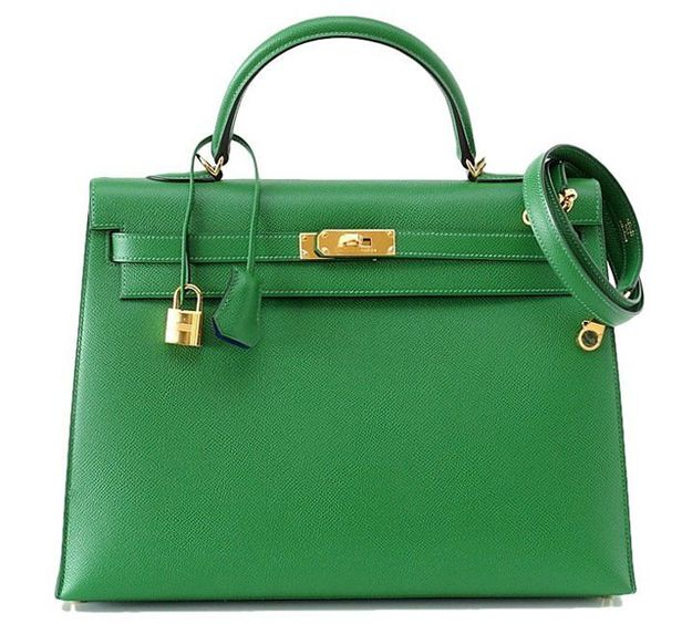A Hermes Bag 17 Kelly Green Things You Could If Found Leprechaun S Gold