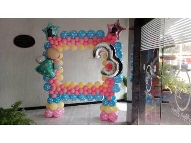 decoracion de globos para graduacion buscar con google
