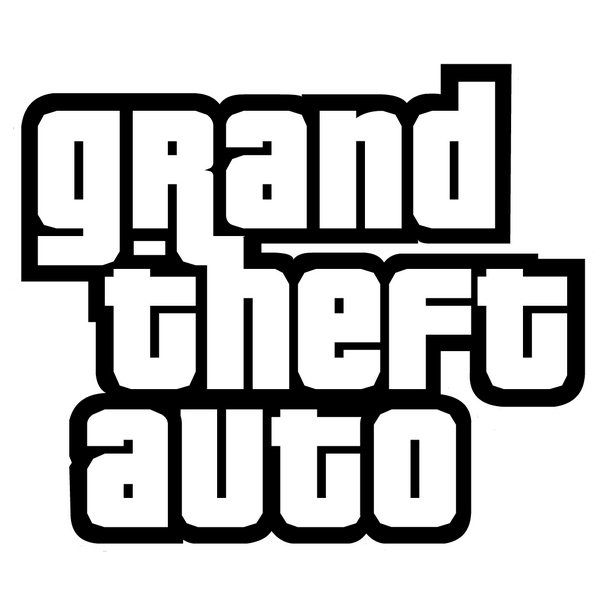 Grand Theft Auto Font And Logo