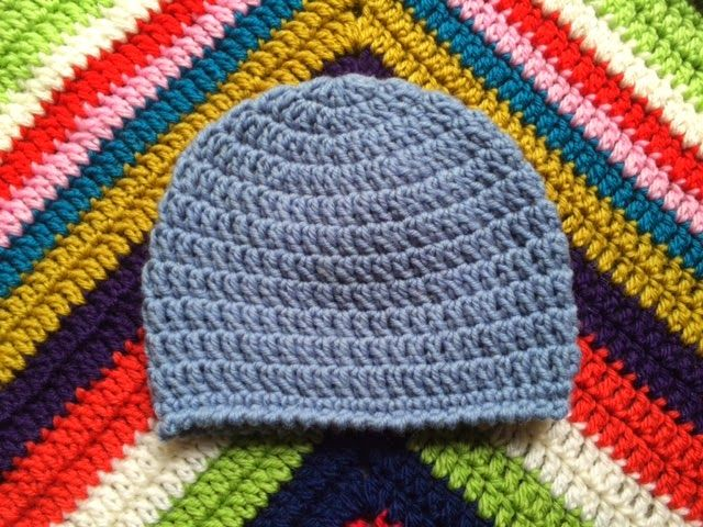 I Found It Very Hard To Find A Simple Newborn Hat Pattern That Was