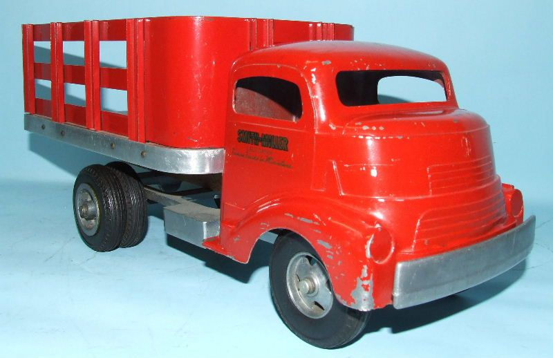 SMITH MILLER SMITTY GMC STAKE TRUCK TOY